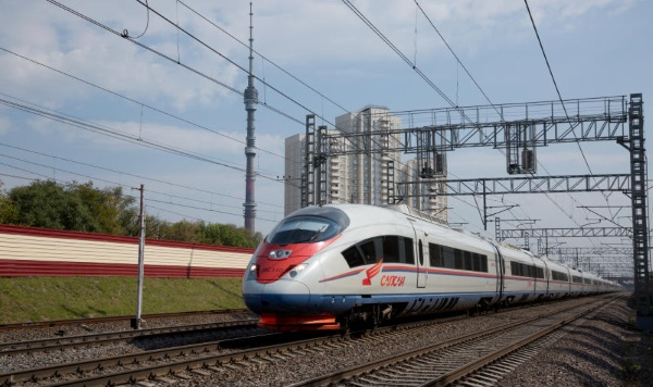 Железнодорожный транспорт в россии